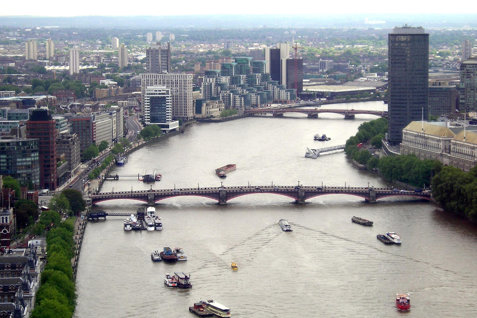 etiopský londýn